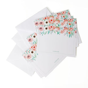 Peonies6 Notecards