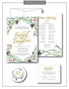 Angelica Collection Suite