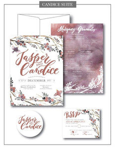 Candice Collection Suite - ink scribbler