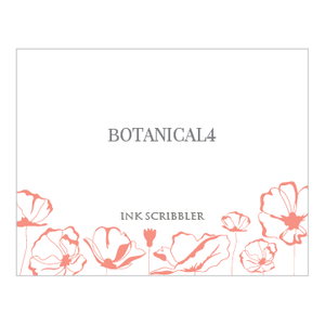 Botanical4 Notecards
