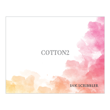 Cotton2 Notecards