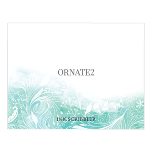 Ornate2 Notecards