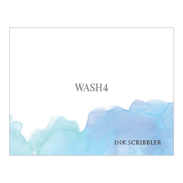 Wash4 Notecards