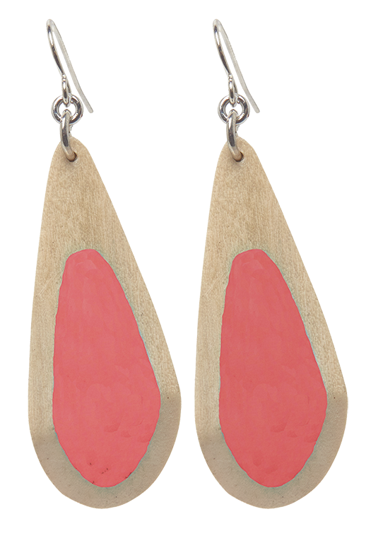 Summer Loving Earring - Watermelon - The Haven Co
