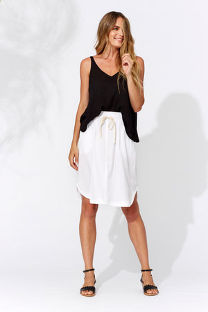 Baha Skirt - Coconut - The Haven Co