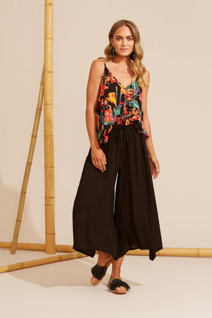 Isola Pant - Black - The Haven Co