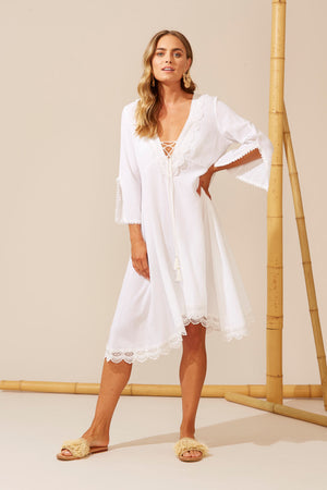 Salema Kaftan - Salt - The Haven Co
