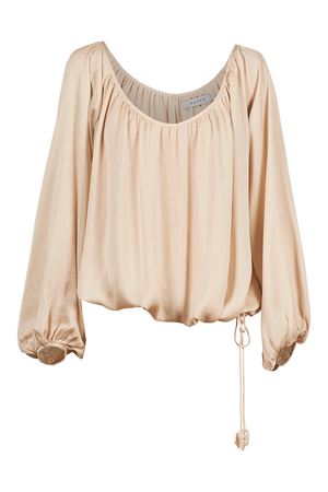 Tropea Top - Almond - The Haven Co