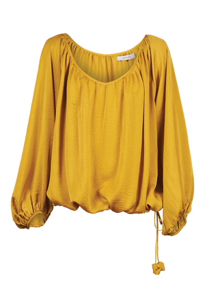 Tropea Top - Amber - The Haven Co