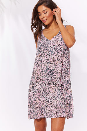Havana Tank Dress - Havana Pink - The Haven Co
