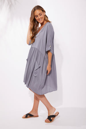 Havana Dress - Laguna - The Haven Co
