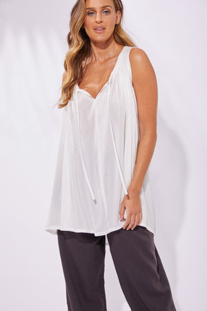 Havana Blouse - Salt - The Haven Co