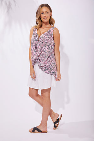 Havana Blouse - Havana Pink - The Haven Co