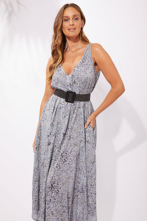 Havana Maxi - Havana Blue - The Haven Co