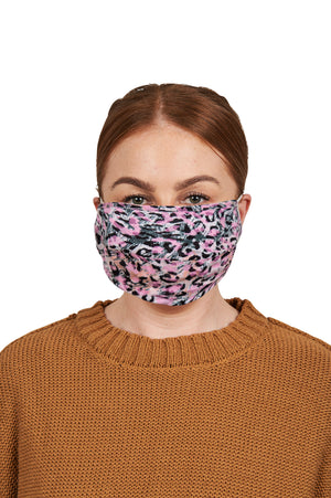 Havana Mask - Havana Pink - The Haven Co