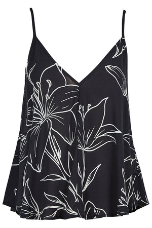 Algarve Tank - Ink Lily - The Haven Co