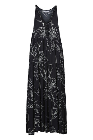 Algarve Maxi - Ink Lily - The Haven Co