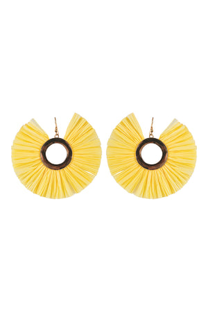 Isola Earring - Mango - The Haven Co