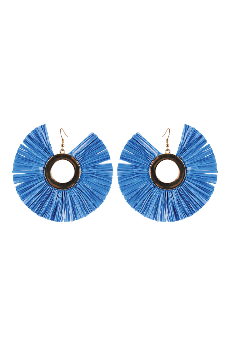 Isola Earring - Marine - The Haven Co