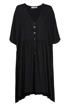 Havana Dress - Black - The Haven Co