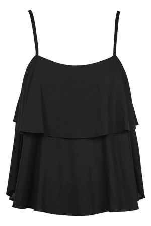 Paradise Top - Black - The Haven Co
