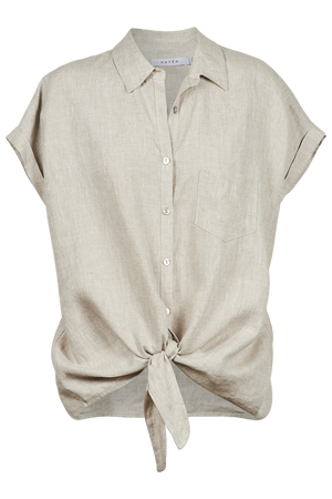 Palma Shirt - Sand - The Haven Co