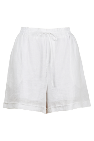 Majorca Shorts - White - The Haven Co