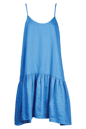 Majorca String Dress - Marina - The Haven Co