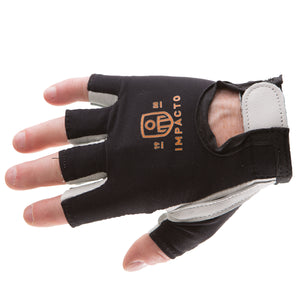 "401-30 Anti-Impact Gloves have a contoured VEP 1/8"" padding in the palm to protect from impact. They are made of soft pearl leather to ensure optimum dexterity and abrasion protection."