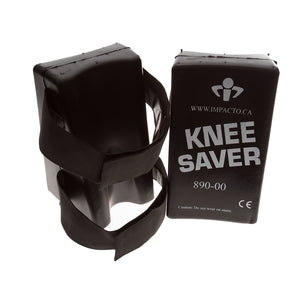 KNEESAVER Knee Strain Reliever relieves stress on your joints, tendons, and cartilage while you work. By limiting the range of knee flexion, the KNEESAVER offers you superior strain protection while you knee or crouch.