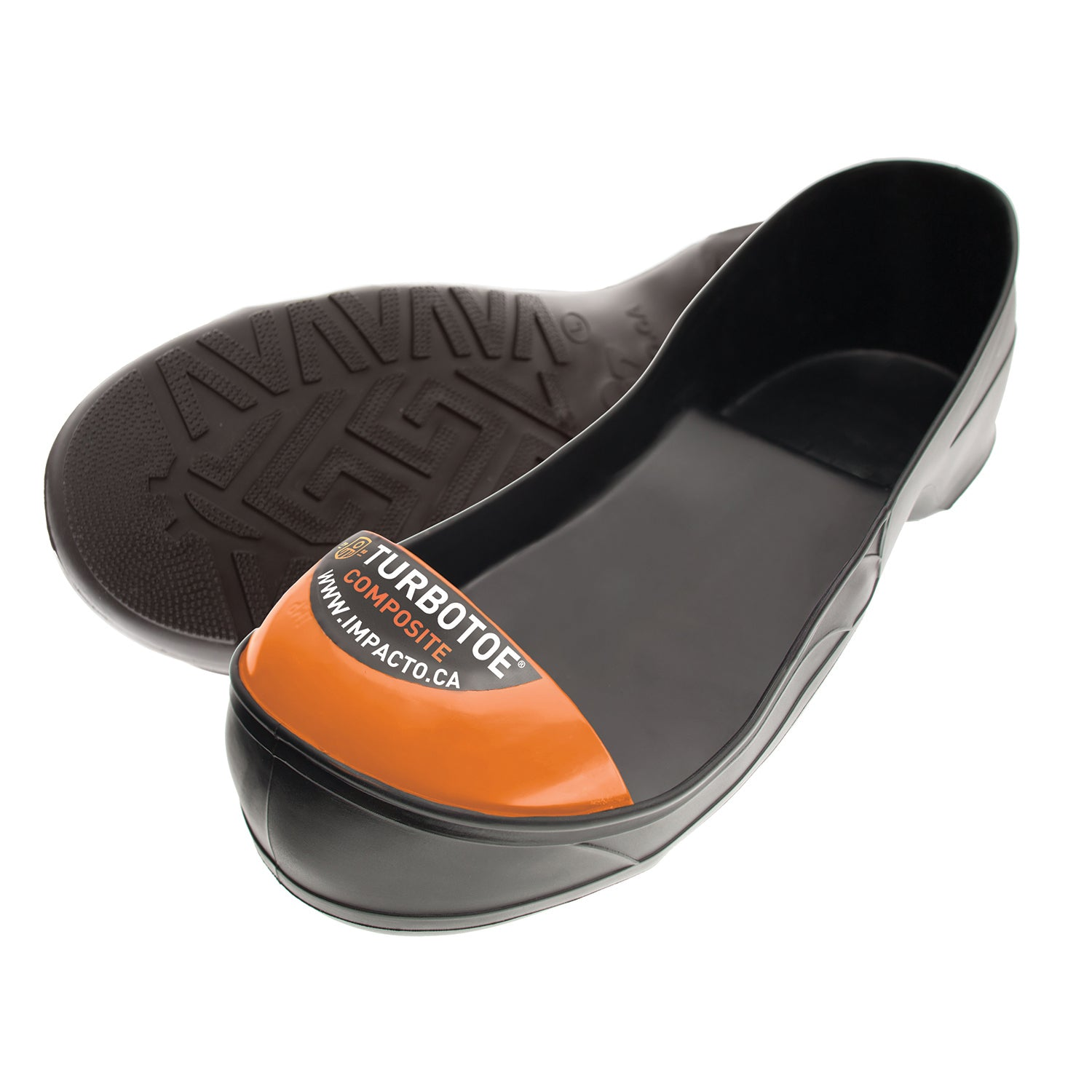 Non-conductive TURBOTOE COMP's are ideal for any working environment that carries a risk of toe damage or has a steel toe cap requirement but also has an EH or ESD requirement as they minimize the risk of static discharge or static shock