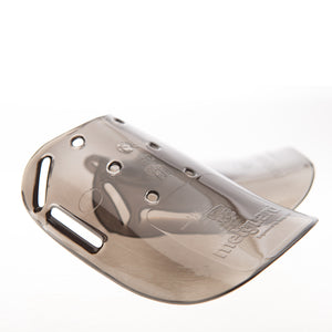 The METGUARD is a unique device that protects the metatarsal area of the foot. Designed to compliment steel cap footwear. The METGUARD is secured to your footwear with existing laces or with optional straps for footwear that does not have laces.