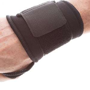 The TS226 Thermo Wrap Wrist Support offers natural pain relief and prevention os repetitive strain injuries (RSI) such as Carpal Tunnel Syndrome and Tendonitis and helps combat the symptoms of Hand-Arm Vibration.