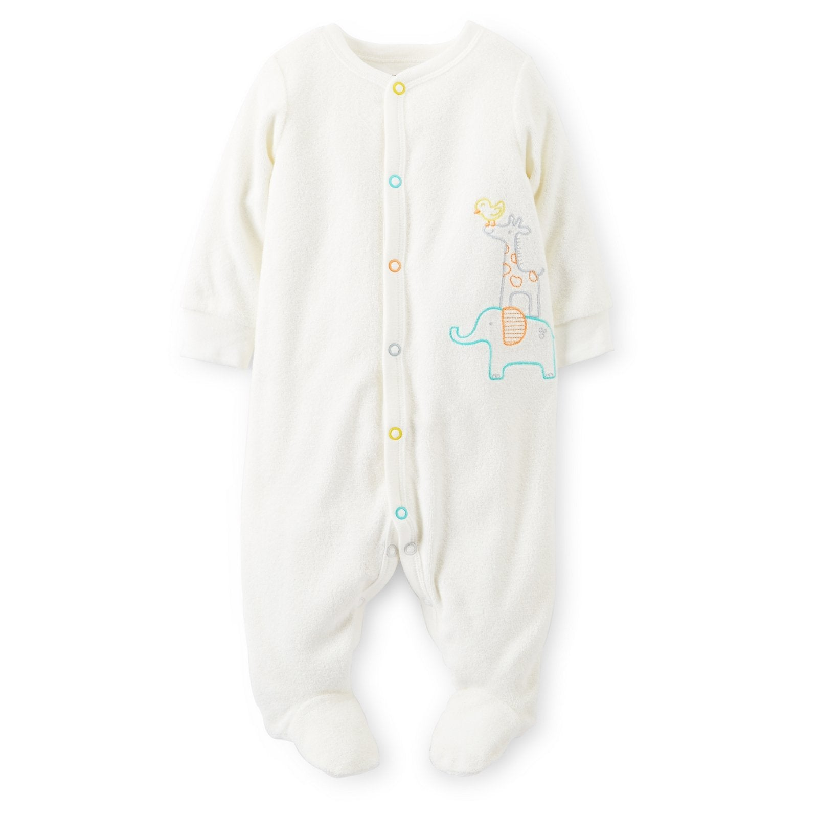 Carter's Animal Romper  Modelo 115A203