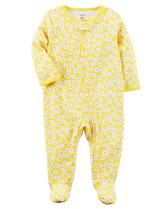 Carter's Cotton Zip-Up Sleeper  Modelo 115G498