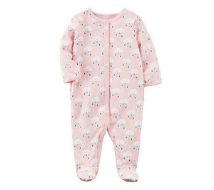 Carter's Baby Girls' Snap Up Cotton Sleep and Play Modelo 115G500