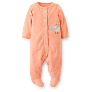 Carter's Cotton Zip-Up Sleep & Play  Modelo 115A207