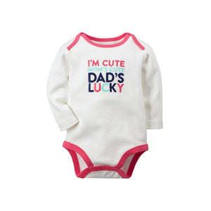 Carter's Cute Bodysuit - Baby Girls   Modelo 118G085