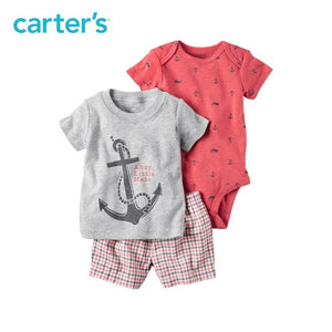 Carter's 3-Piece Little Short Set   Modelo 121H175