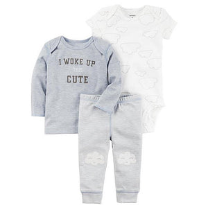 Carter's Infant Boys' Bodysuit, Shirt & Pants  Modelo 126G850