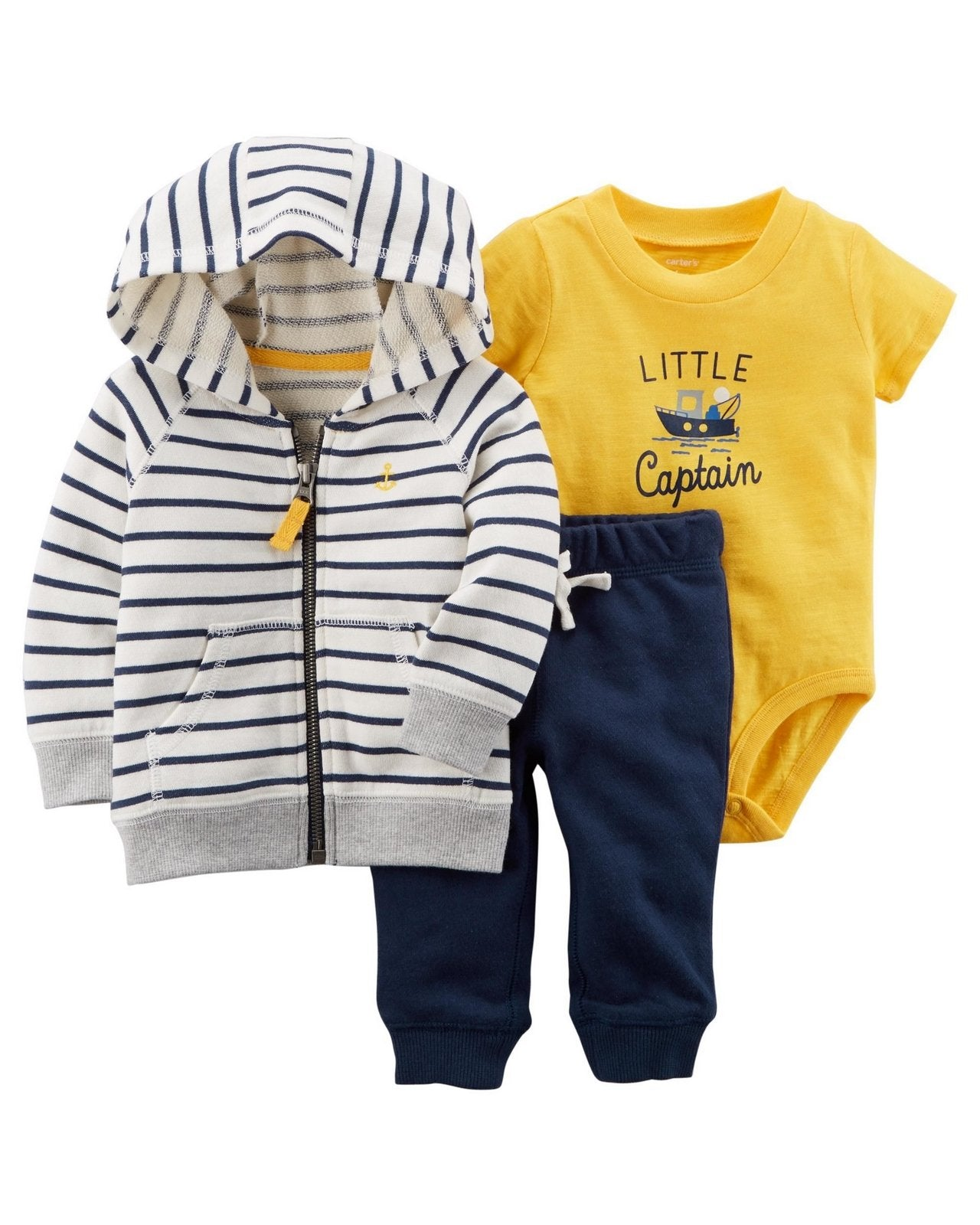 Carter's 3-Piece Little Captain Jacket Set  Modelo 127H035