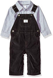 Carter's Baby Boys' Overall 2 Pc Sets  Modelo 127G217