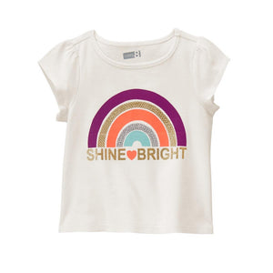 Crazy8 Toddler Rainbow Tee   Modelo 140165762