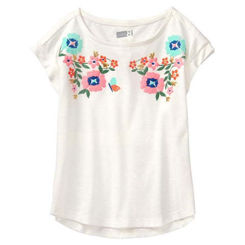 Crazy8 Toddler Sparkle Sun Tee  Modelo 140180846
