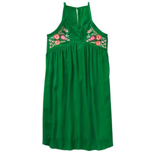 Crazy 8 Embroidered Floral Dress  Modelo 140180769