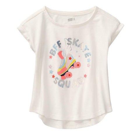 Crazy8 Toddler BFF Skate Squad Tee  Modelo 140180851