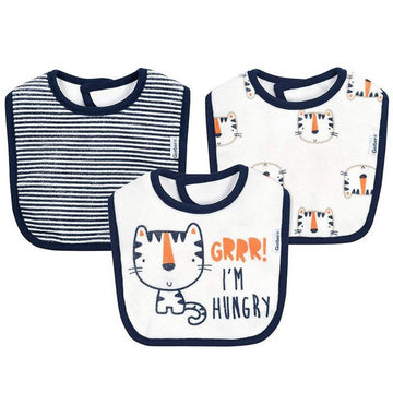 Gerber Childrenswear Infants' 3-Pack Terry Bibs  Modelo 147293230