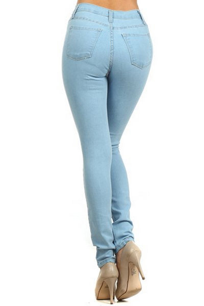Encore High Rise Jeans Modelo 1659