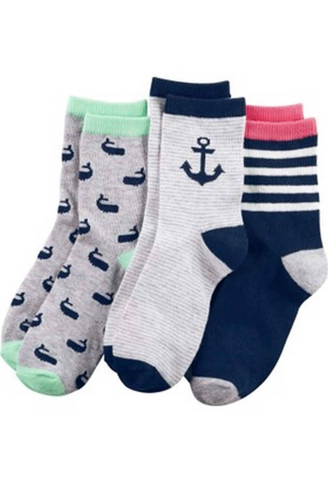 Carter's 3-Pack Socks  Modelo 17252
