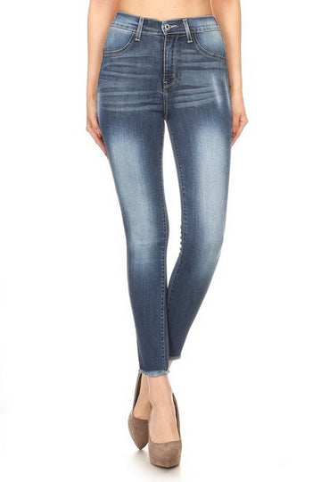 Encore Mid Rise Skinny Jeans  1857